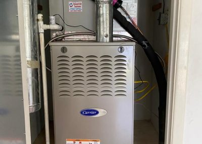 Residential Air Conditioning Unit Installation